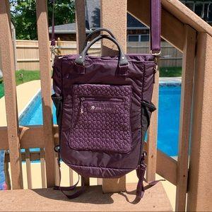 New Sherpani laptop backpack w/pass-through sleeve